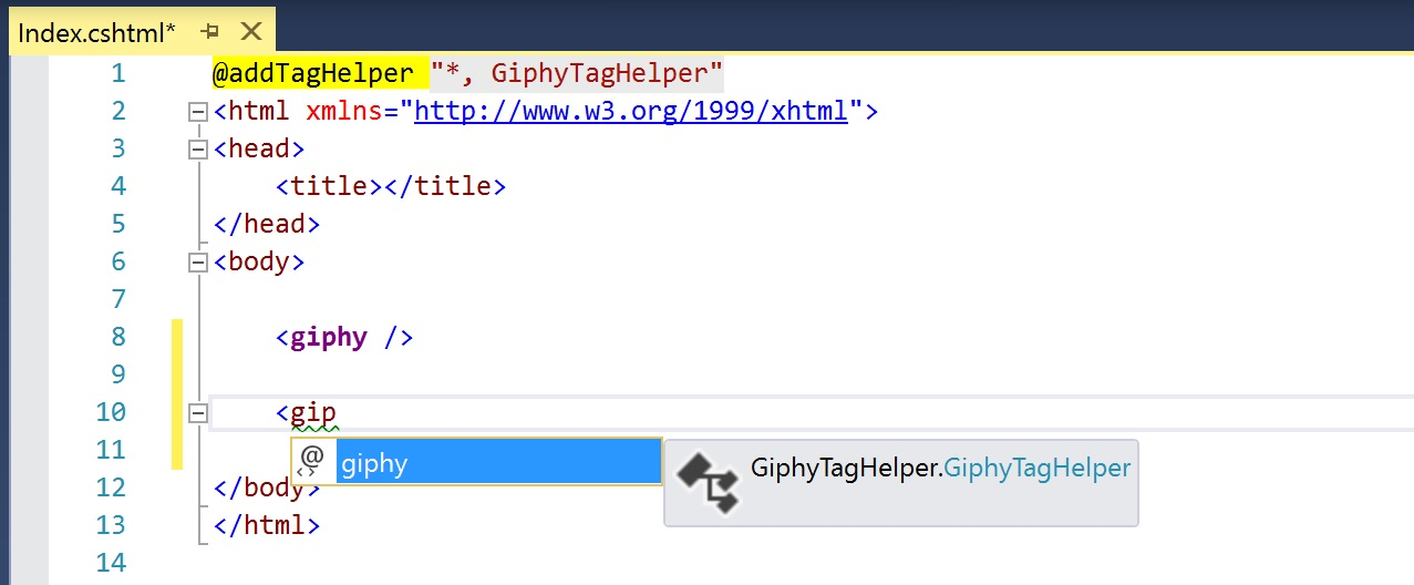 creating custom html helper I would like to create a helper that can be used like #htmlmyhelperfor(m = mname) this should return for example html attributes too) public static mvchtmlstring myhelperfor(this.