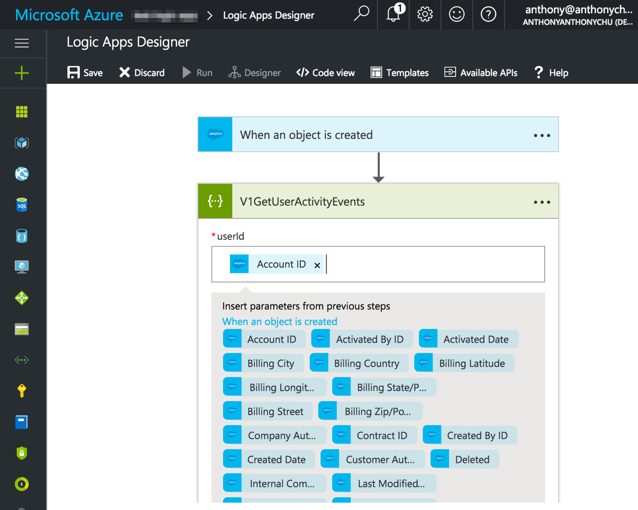 RESTful APIs and Swagger (OpenAPI) in Azure Functions