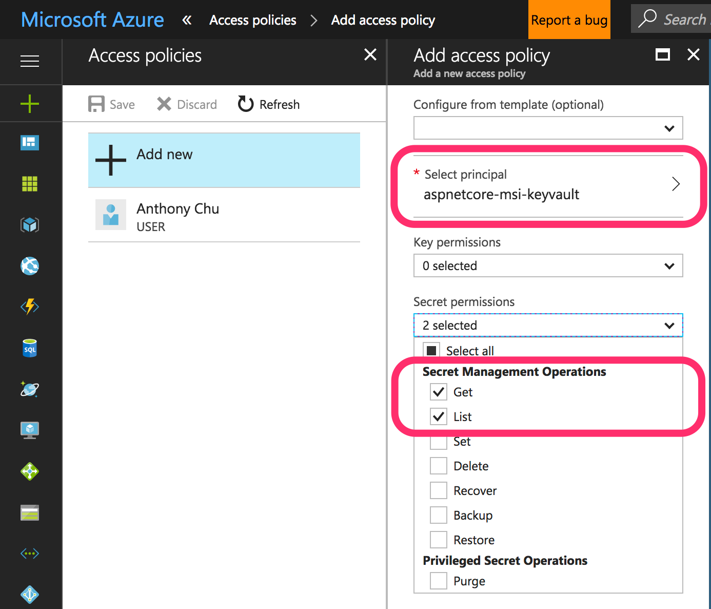 Keeping Secrets Safe in ASP NET Core with Azure Key Vault and