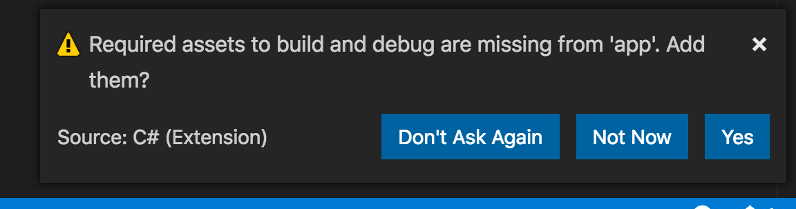 Enable debugging