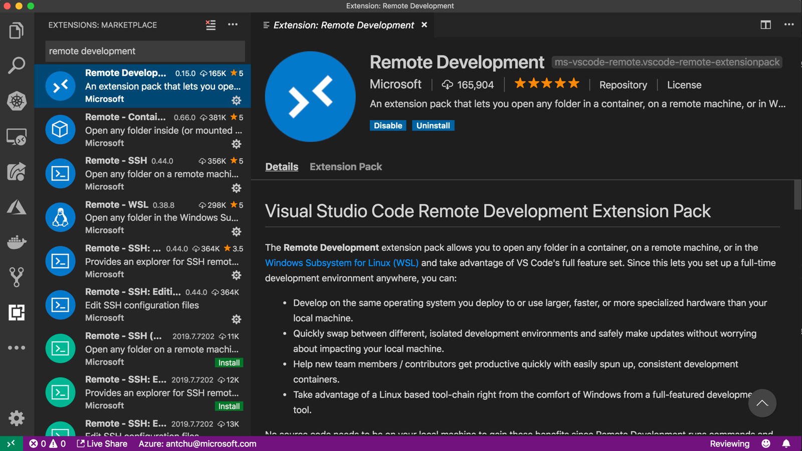 Experiment with New Languages and Frameworks with VS Code