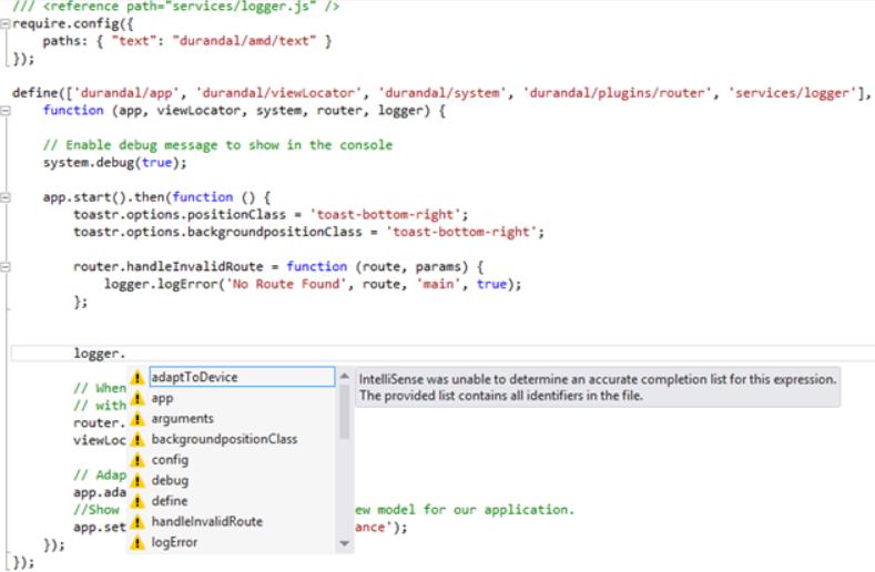 Convert JavaScript to TypeScript for Better Intellisense
